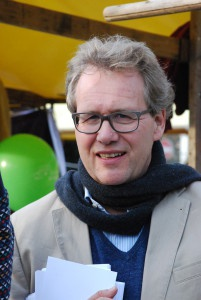 Jo Lang, Politiker und Historiker (Foto: Südbeck-Baur)