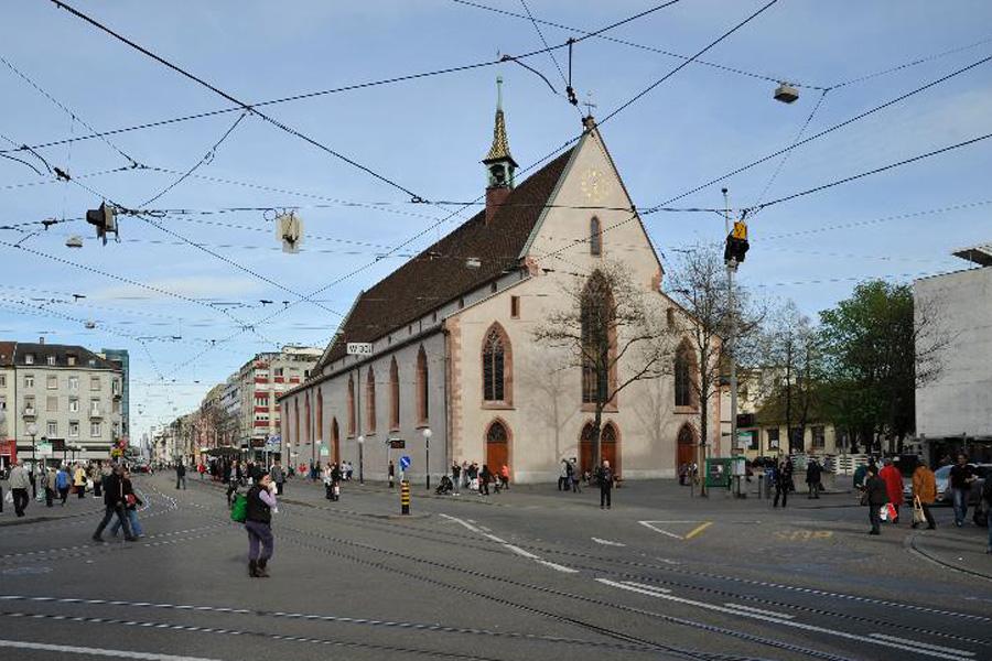 clara-kirche-claraplatz