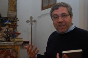 Cesare Zucchoni, Generalsekretär von Sant 'Egidio Foto: Wolf Südbeck-Baur